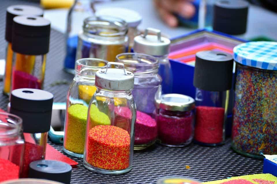 kreatív hobby
