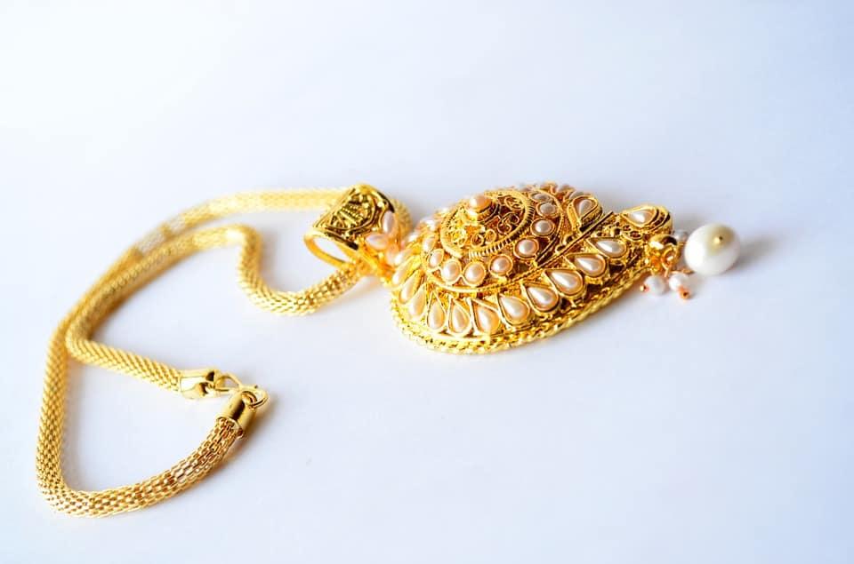 arany nyaklánc