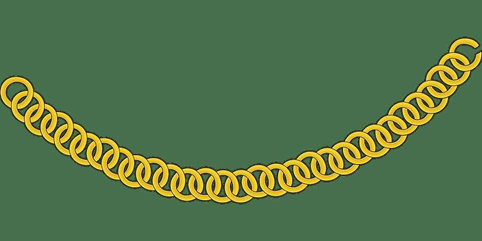 férfi nyaklánc